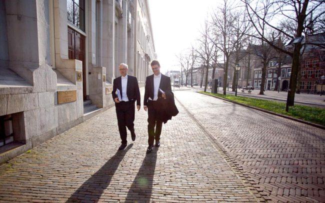 fotograaf promotie universiteit Den Haag