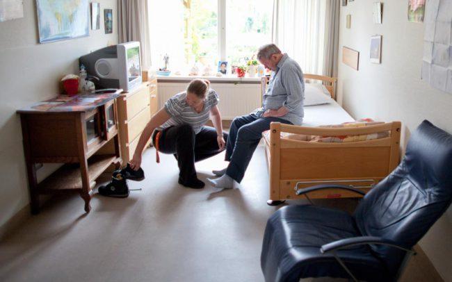 Pieter van Lierop Fotografie Ziekte van Huntington Overduin Katwijk