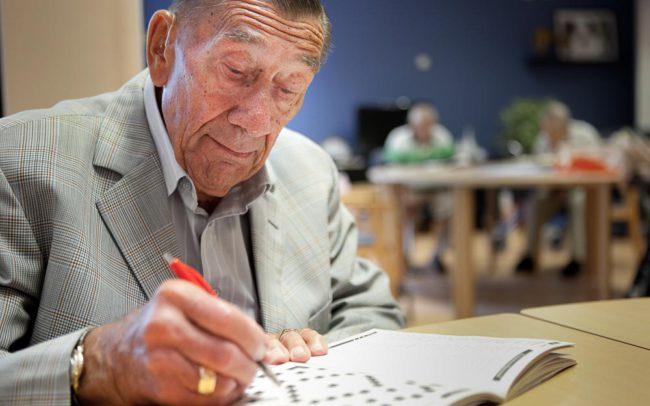 Pieter van Lierop Fotografie ouderenzorg